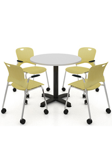 Been Series DiscussionTable