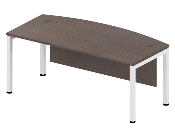 Curve Main Table 1 One Executive Desk S Igreen Office Furniture