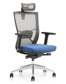 I-Xac Series i-series Multifunction High Back Mesh Chair Malaysia