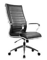 Benjamin® Presidential High Back Leather Chair