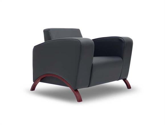 office settee. Harvest 1 Seater Office Settee | Products Igreen Furniture